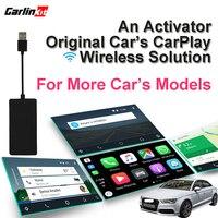 Carlinkit CarPlay беспроводной активатор для Audi Porsche Wolkswagen Volvo оригинальный автомобиль с CarPlay (предпродажа)
