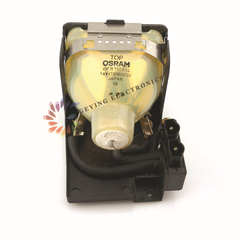 DHL Free Shipping Original projector lamp POA-LMP36 610-293-8210 For LV S1 LV S2 LV X1 original qx82 s1 with free dhl