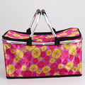 Lunch bag large capacity portable stylish cooler bag cold seal leak