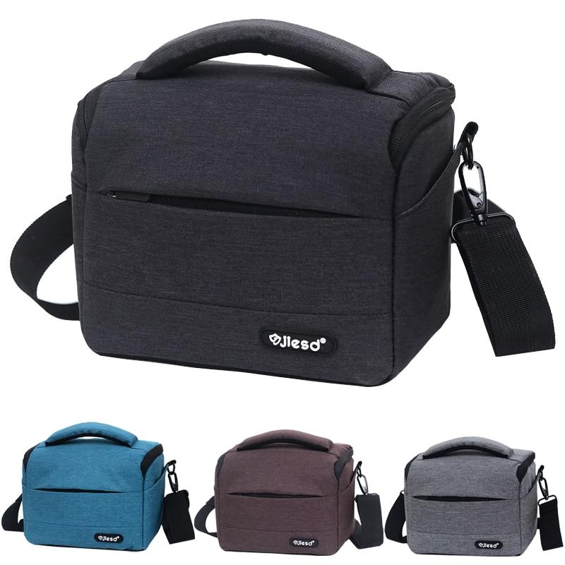 Case Camera Bag for Canon EOS Rebel T7i T6i T6s T6 T5i T5 T4i T3i T3 T2i T1i XTi XSi XT XS SL1 SL2 750D 100D 600D 1300D M100 M50