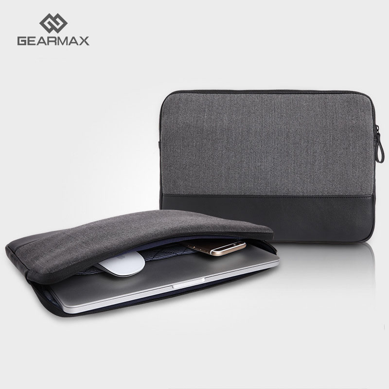 11 12 13.3 15 inch Gearmax Shockproof Laptop Sleeve Case Bag Cover For MacBook Air/ Pro 13.3 inch, Microsoft Surface Book