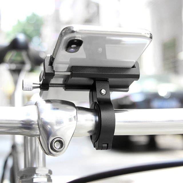GUB Aluminum Alloy MTB Bike Mount Bicycle Phone Holder Lightweight Support Bike Handlebar Holder Rack Cycling Accessories