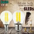 LED Bulb E27 E14 Filament Light Glass Bulb G45 220V 240V 4W 8W 12W 16W Edison Lamp Lamp Antique Retro Vintage Led