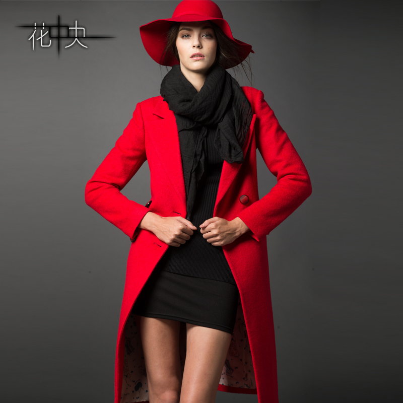 Popular Women Red Coat-Buy Cheap Women Red Coat lots from China ...