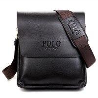 High Quality Famous Brand Design Men Bag Casual Business Leather Mens Messenger Bag Vintage Fashion Mens