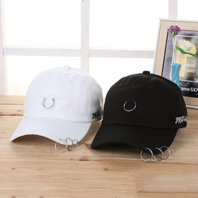 507fff07a2de Women Caps Stripes Embroidery Adjustable Golf Cap Summer Kawaii Sporty Sun Hat  Female Pink Snapback Cap Women