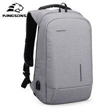 Подходит для нового поступления 13 15.6 дюйм(ов) мужчин ноутбук рюкзак большой Ёмкость Рюкзак Повседневная Стиль Сумка водоотталкивающая рюкзак сумки