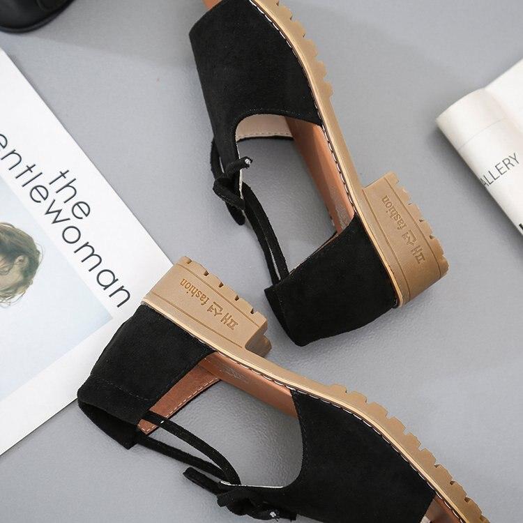 73ebdcd85ec45 Haute Dentelle D'été Noir Wedge Appartements rose F775 Offre De apricot  Chaussures Dames Espadrilles 2019 up Femmes Sandales ...