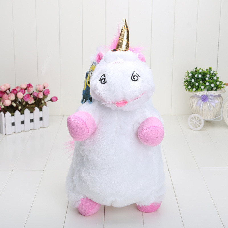 16-40cm-Despicable-ME-Unicorn-Plush-Toy-Minions-Soft-Stuffed-toys-Animal-Dolls-Free-Shipping