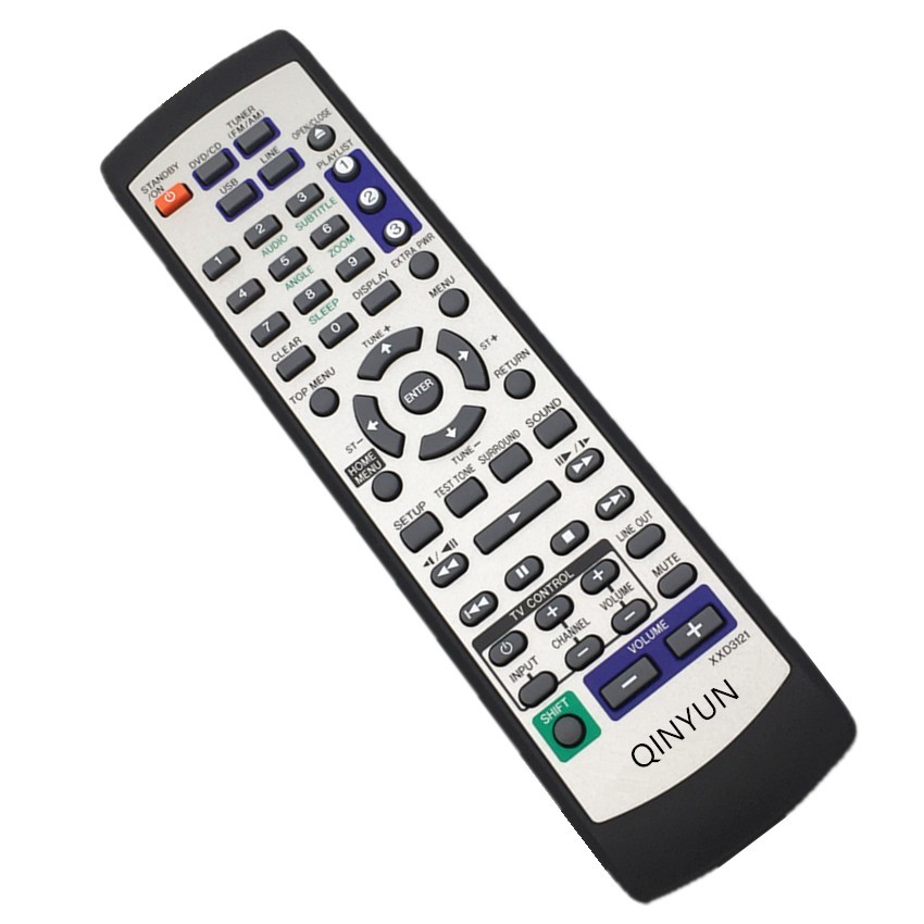 XXD3121 REMOTE CONTROL FOR PIONEER XV DV262 RELACE