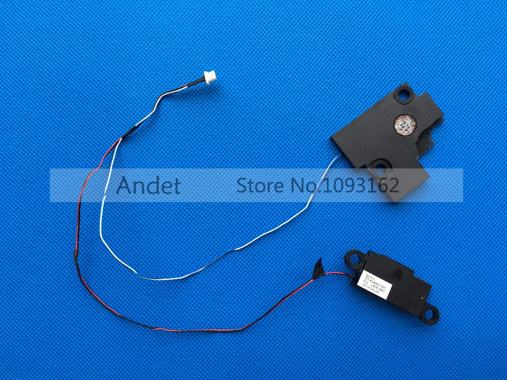 Laptop Internal Speakers For Acer Aspire V5 V5-531 V5-571 V5-571G V5-571P P/N: 23.40A5X.021 23.40A5X.001 Left & Right  laptop hinge for acer aspire v5 v5 131 v5 171 aspire one 756 left