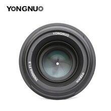 YONGNUO Камера 50 мм F1.8 объектив для Nikon большой апертурой автоматической фокусировки объектива Nikon 7000 D5100 D5000 D3100 D3000 D60