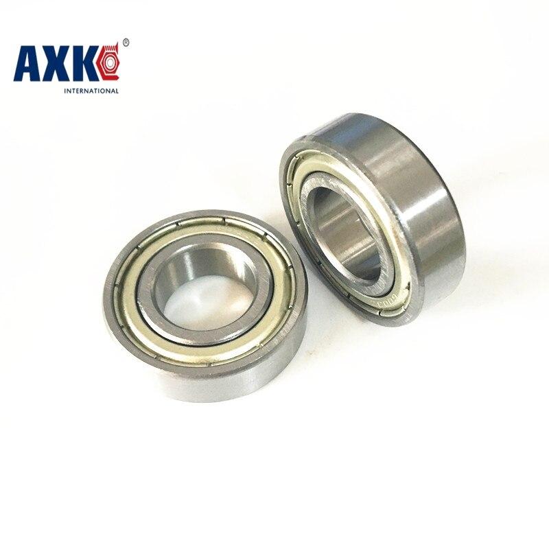 10Pcs AXK 6001-2Z 6001ZZ 6001zz 6001 zz Deep Groove Ball Bearings 12 x 28 x 8mm Free shipping High Quality 5pcs 628 2z zz bearings deep groove ball bearing 8 x 24 x 8mm