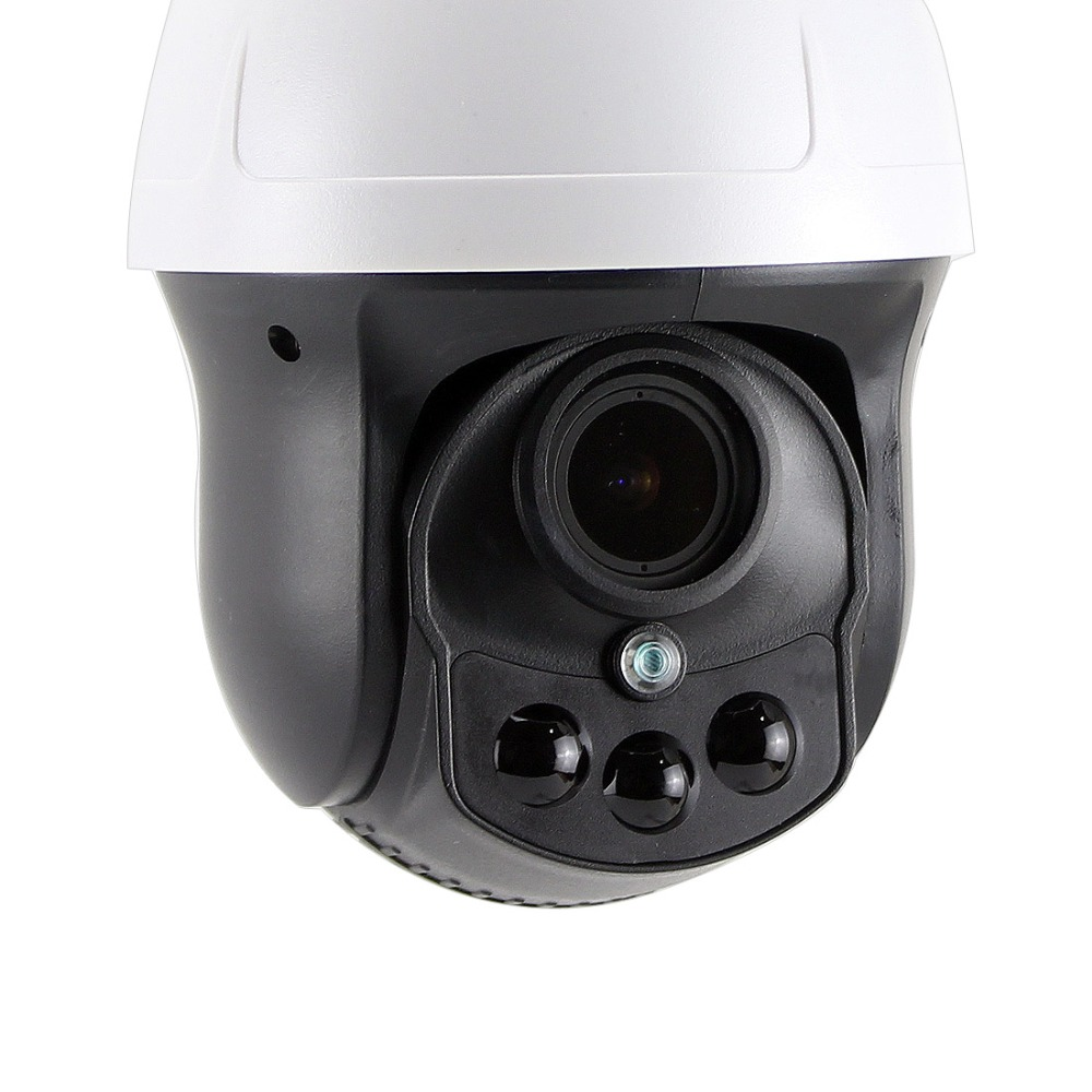 Image 2 - SMTKEY 2MP Mini Dome 3inch PTZ AHD Camera Full HD 1080P 4X zoom 2.8 12mm auto focus Pan Tilt Rotate Zoom PTZ Camera-in Surveillance Cameras from Security & Protection
