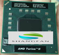Laptop Cpu Processor AMD Turion II Dual Core Mobile P560 TMP560SGR23GM 2 5G 2M 25W P560
