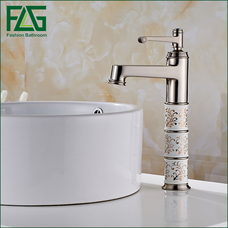 Bathroom Faucets Quality online get cheap bathroom faucets brushed nickel -aliexpress