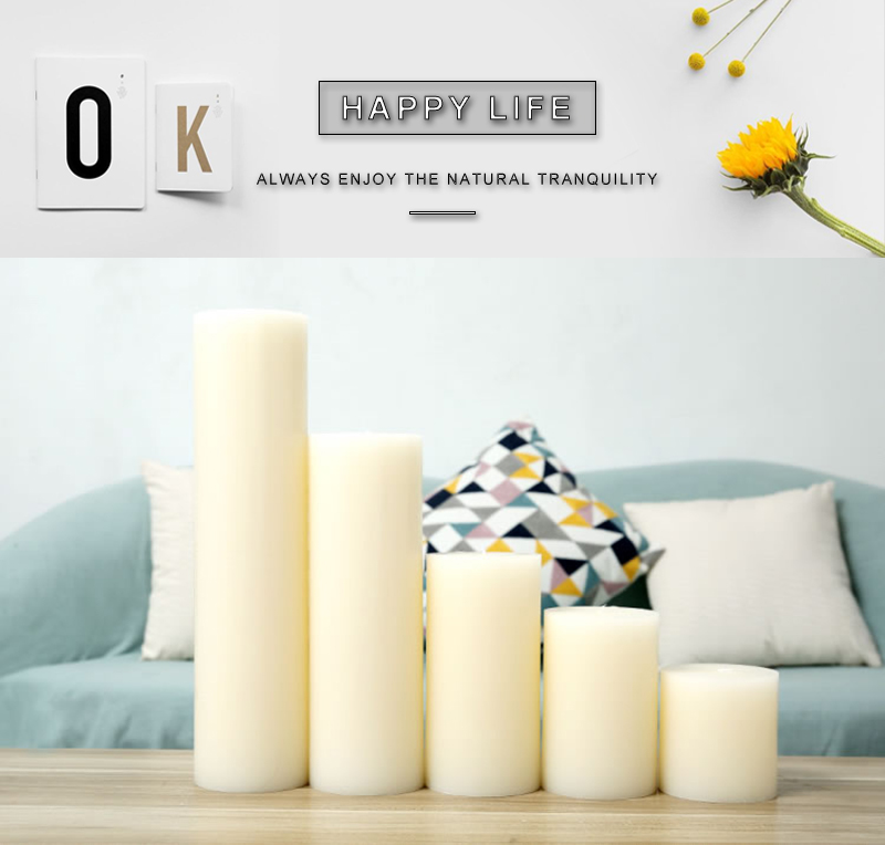 White Candle  (2)