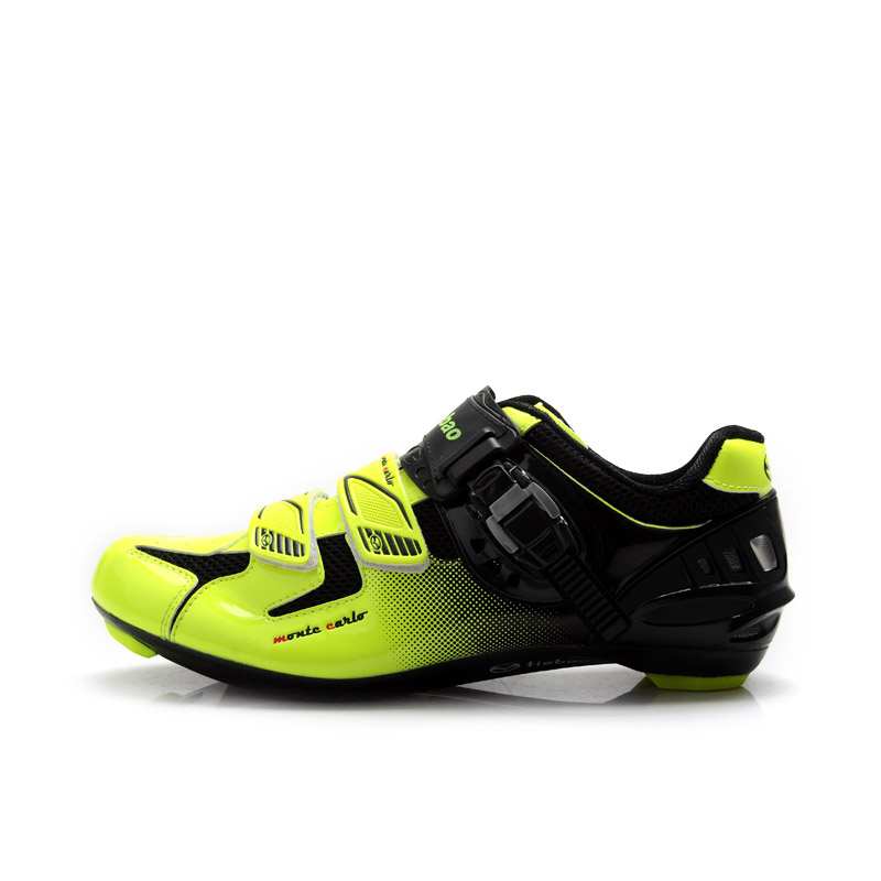 78f8365a5ec881 TIEBAO Hot Sale Road Bike Shoes SPD-SL, SPD Cleat Cycling Shoes Indoor  Bicycle Shoes Unisex 6-1303