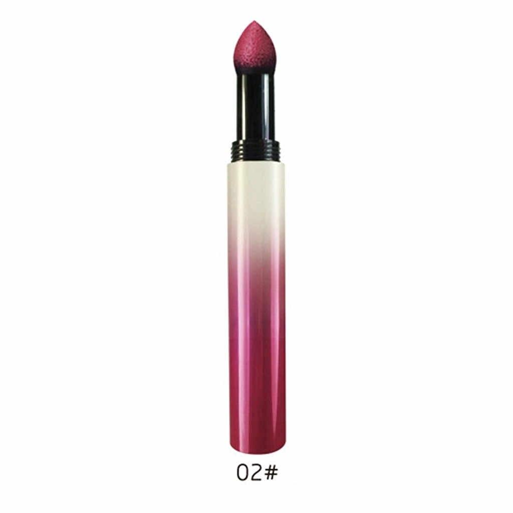 Matte Lipstik Pelembab Beludru Halus Mate Lip Stick Tahan Lip Gloss Kosmetik Kecantikan Makeup Non-Stick Cup F4.13