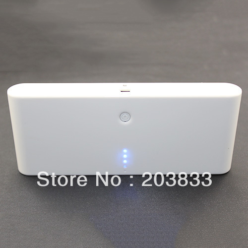 Brand new 30000mAh Universal Backup USB Power Bank PB002 Charger+ 7 * Mobile phone connector + 1 * charger Lead