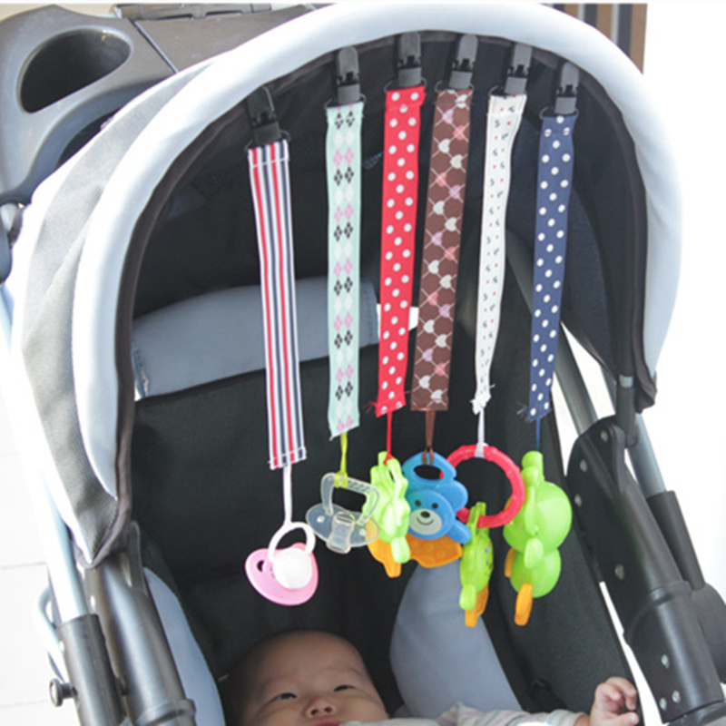 Retail New Baby Pacifier Clip Chain Anti-lost Chain Pacifier Seat Belt Soother Baby Pacifier Clip <b>Infant</b> Feeding Random Color - China Cheap Products