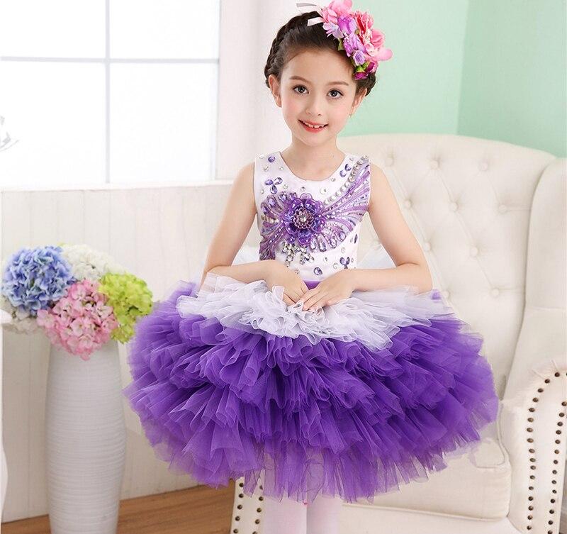 لطيف الفتيات الباليه اللباس الأطفال - منتجات جديدة