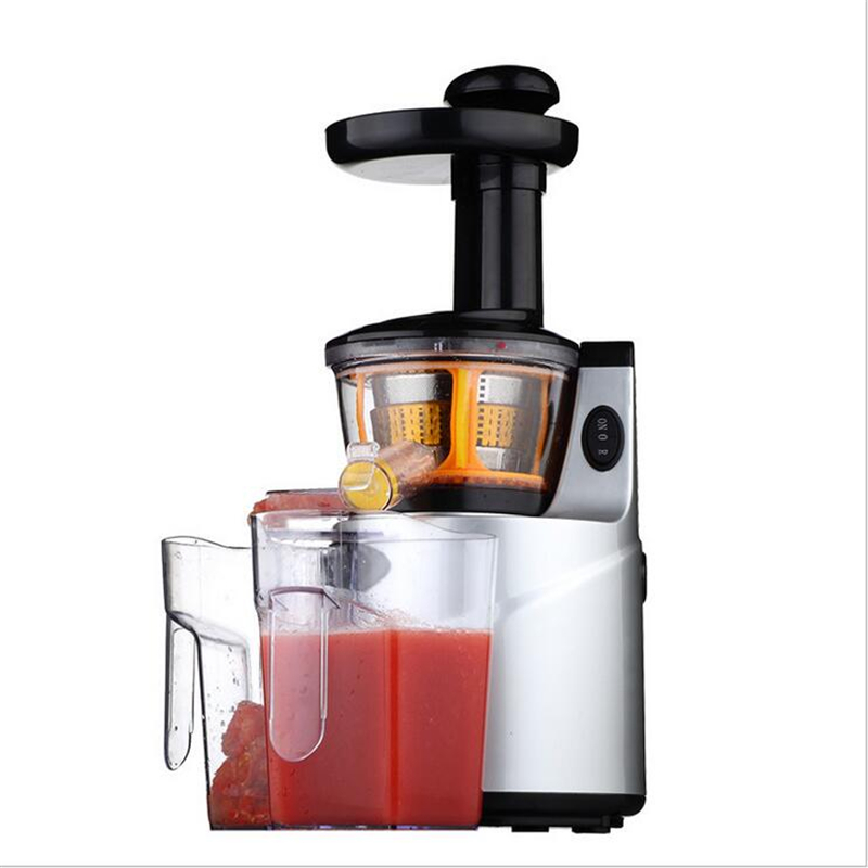 Automatic Slow Juicer Fruit Vegetable Citrus Low Speed Multifunction Juicer Bean Milk Baby Food Machine german motor technology new large mouth slow juicer fruit vegetable citrus low speed juice extractor