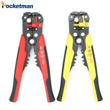 Crimper Cable Cutter Automatic Wire Stripper Multifunctional Stripping Tools Crimping Pliers Terminal 0.2-6.0mm2 tool z50 стоимость