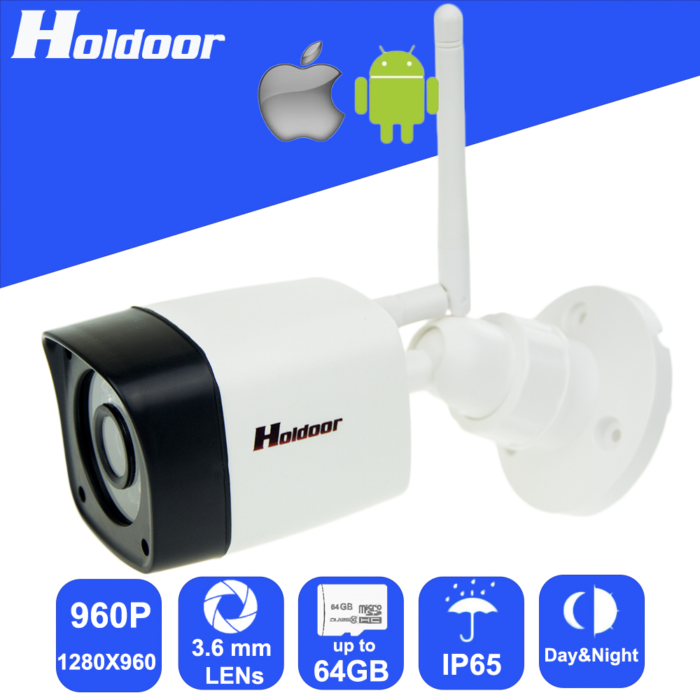 CCTV IP Camera 960P HD 3.6mm Lens Video Surveillance Email Alert Onvif P2P waterproof outdoor motion detect alarm IR Night view видеокамера sony fdr ax53 черный flash [fdrax53b cee]