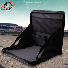AUTOMOBILE STOWING TIDYING , CAR SEAT BACK COLLECTION BAG , OXFORD MATERIAL STORAGE BAG R0173