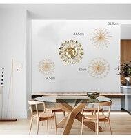 Aqumotic Gypsophila Sticker 3d Flower Wall Decor Art 1pc Living Room Sofa TV Background Wall Ornaments Bedroom Dining Room Tool