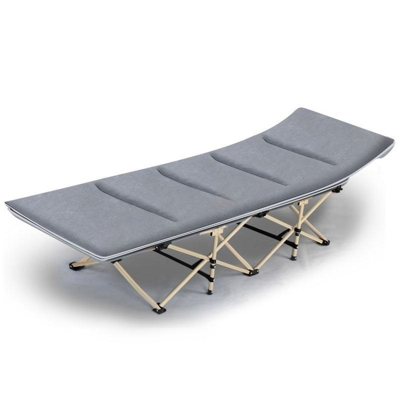 You a moment nap sleep in the folding single simple office couch contact portable outdoor nursing bed Chaise Lounge