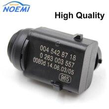 Alta Calidad Del Sensor de Aparcamiento A0045428718 sensor Para Mercedes ML Ces para W171 W203 W209 W210 W219 Para W230 W164 W251 W639 0045428718