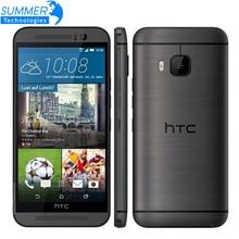 Оригинальный Разблокирована HTC One M9 Мобильный Телефон Snapdragon 810 Octa Зефир Core 3 Г RAM 32 ГБ ROM 4 Г LTE 5.0 «Дюйма 20MP Смартфон