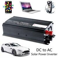 Инвертор солнечной энергии 3000 Вт пик 12 В постоянного тока до 230 В переменного тока модифицированный синусоидальный преобразователь