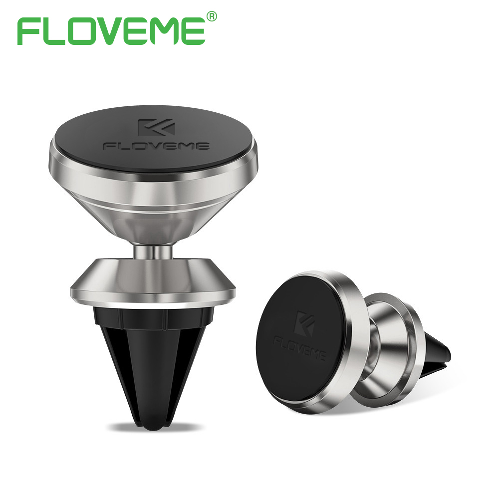 FLOVEME Magnetic Car Holder Air Vent Mount Universal Magnet Smartphone Car Mobile Phone Holder GPS Navigation Holder Accessories