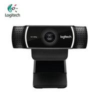 Logitech C922 HD 1080 P веб камера Full 720 P со встроенным микрофоном видеовызова Запись Поддержка официальной инспекции