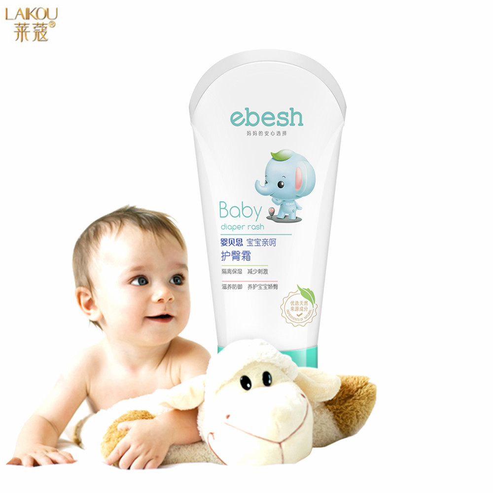 LAIKOU 50g Baby Professional Hips Skin Care Relieves Skin Irritation Treatment of Eczema Soothing Healing Moisturizing Hip Cream image