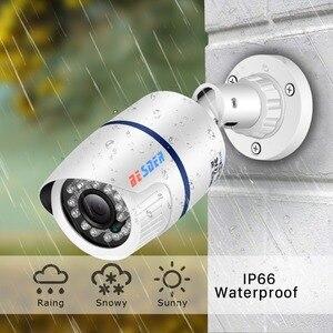 Image 3 - BESDER 1080/720p Full HD IP kamera Bullet açık su geçirmez güvenlik kamera ONVIF XMEye 20m gece görüş hareket algılama RTSP P2P