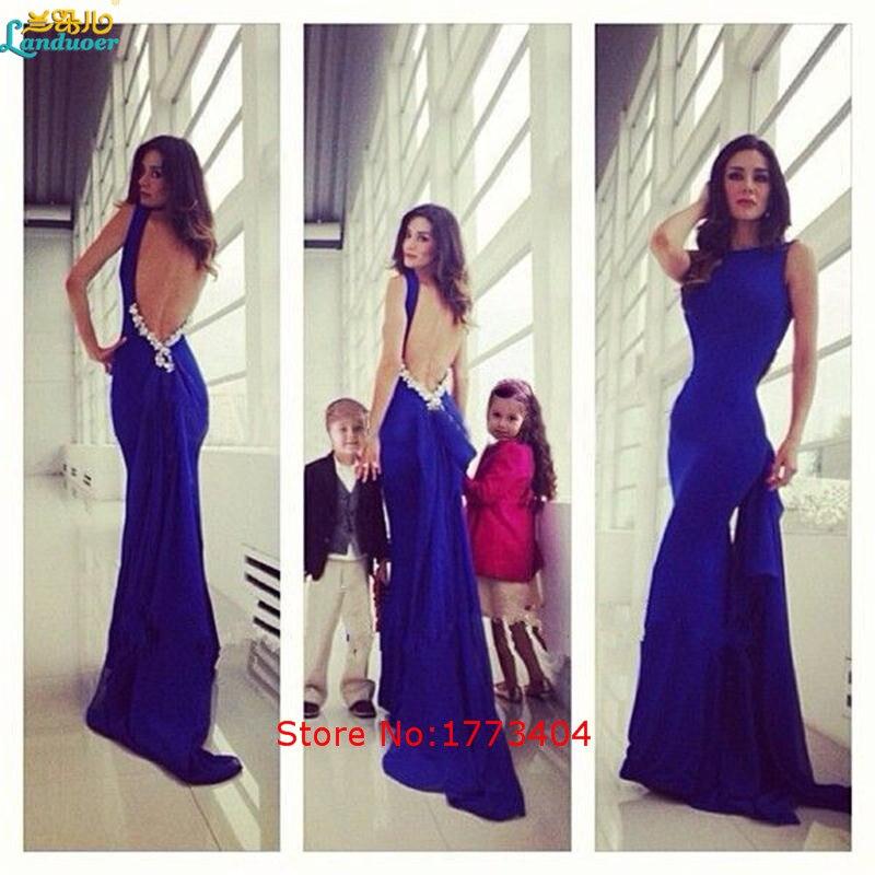 Excelente Vestido De La Dama Azul Eléctrico Molde - Ideas para el ...