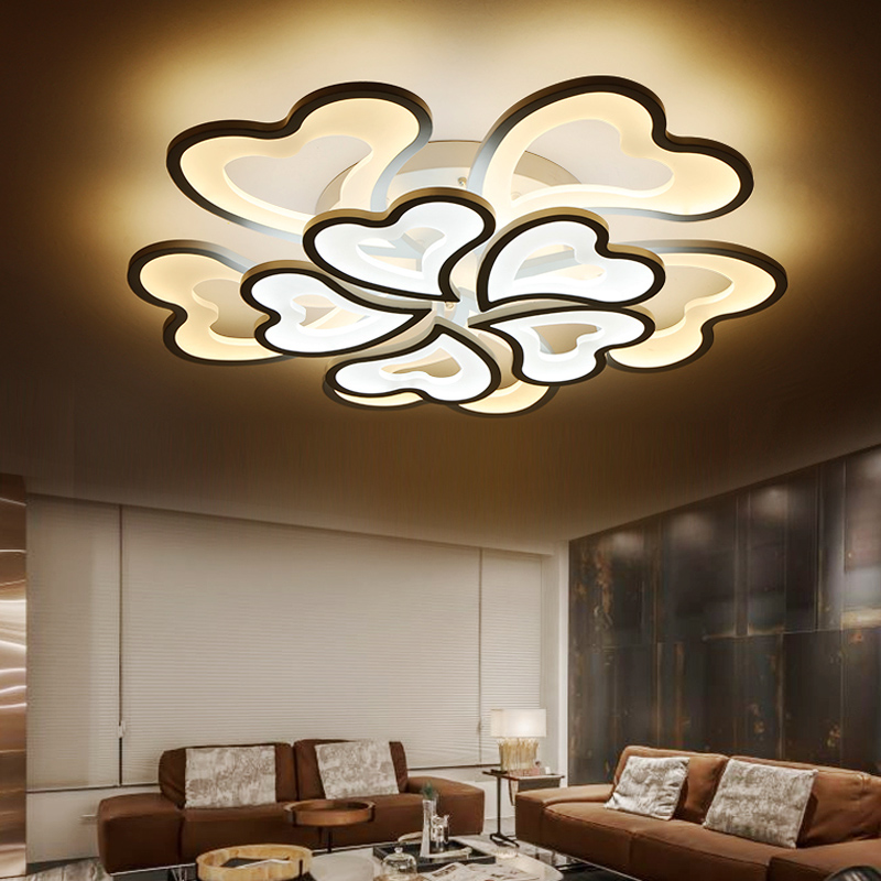 Здесь продается  2017 Rushed Abajur Chandelier For Living Room Bedroom Home Ac85-265v Modern Led Acrylic Ceiling Lamp Fixtures Free Shipping   Свет и освещение