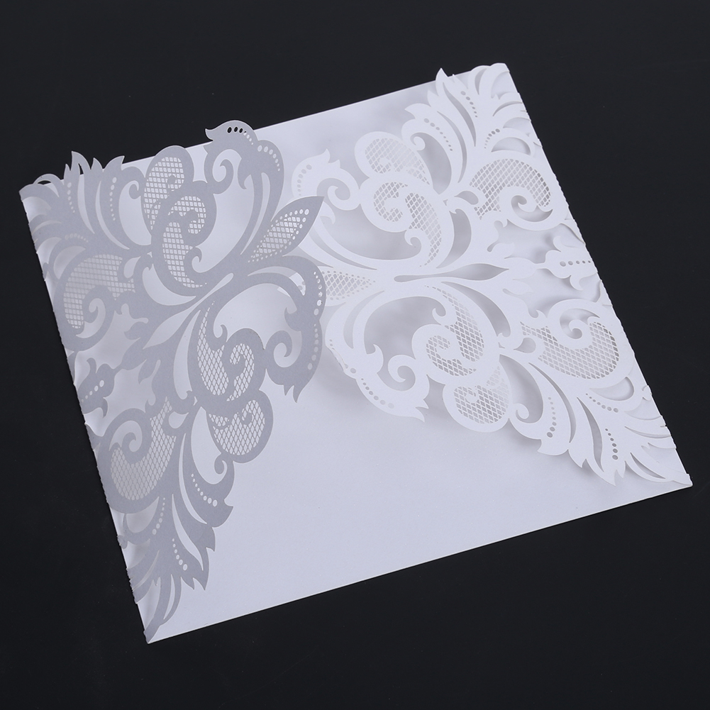 2016 Factory Price Unique Wedding Invitation Cards For