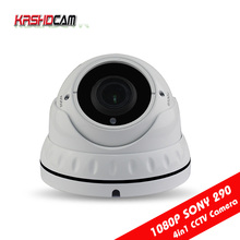 Full HD 1080P AHD camera 4 in 1 sony 323 sensor varifocal waterproof IP66/vandarproof room dome outdoor CCTV security cameras