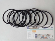 Changchai 4G33T engine parts, the set of piston rings for one engine use, part number: 4L88-05000