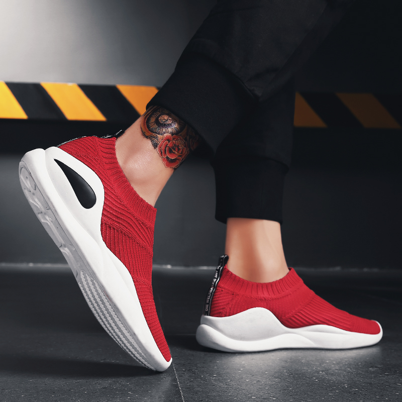 2018 Mens Slipony Canvas Espadrilles Cool Sneakers Man Shoes Male Trending Leisure Soft Slip on Flats Breathable Krasovki Shoes ...