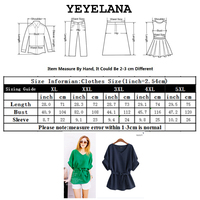 YEYELANA 2018 Summer Women Blouses Linen Tunic Shirt V Neck Big Bow Batwing Tie Loose Ladies Blouse Female Top For Tops A073 5