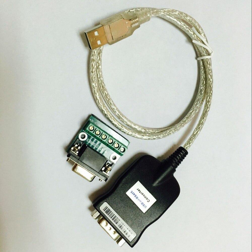 USB 2.0 USB 2.0 till RS485 RS-422 RS422 RS-422 DB9 COM Seriell Port - Datorkablar och kontakter - Foto 6