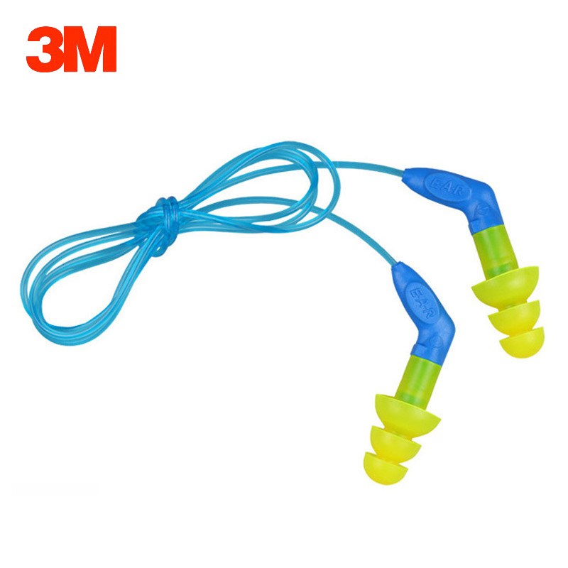 Workplace Safety Supplies Steady 2 Pairs/lot 3m 340-8002 Earplugs Christmas Tree Ear Protector Soft Silicone Corded Noise Reduction Earplugs Work Sleeping Study Agreeable Sweetness Back To Search Resultssecurity & Protection