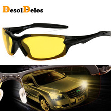 Men Polarized Glasses Car Driver Night Vision Goggles Anti-glare Polarizer Sunglasses Driving Sun