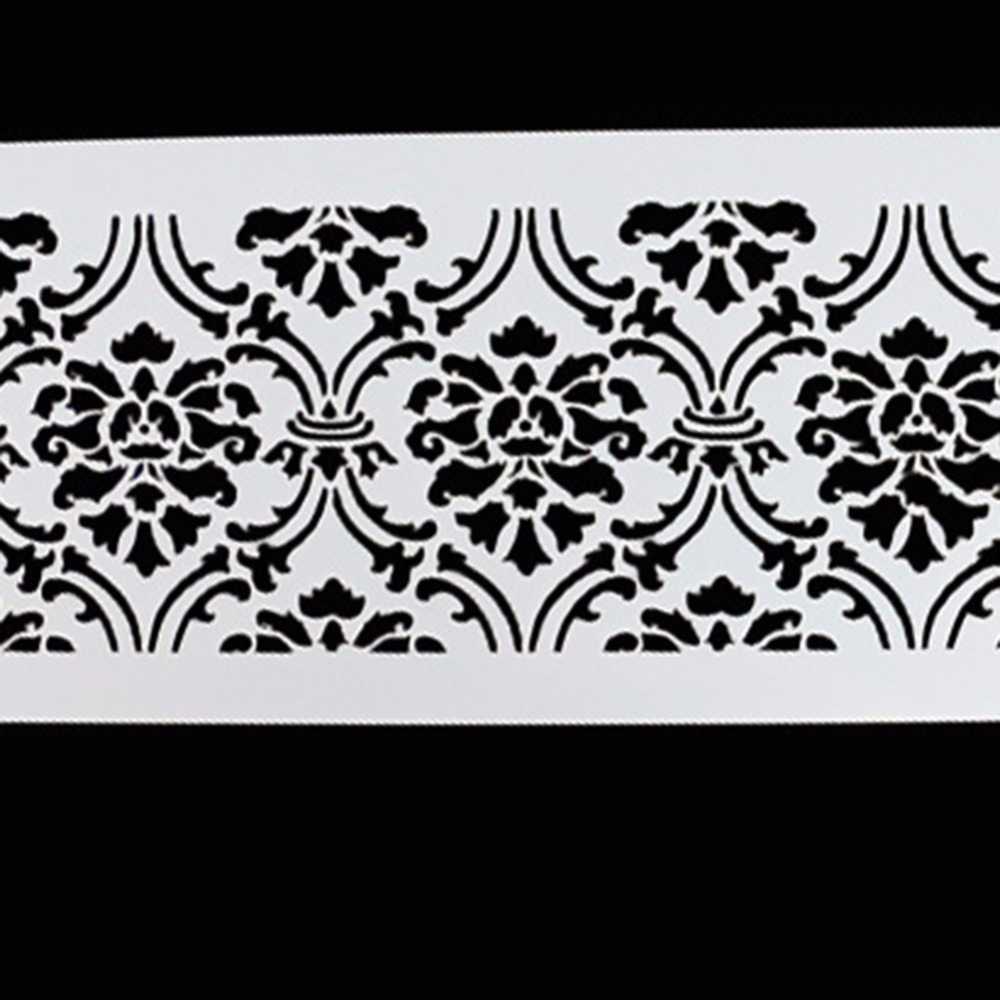 stencils for wedding cakes uk cake border stencils wedding wall stencil cake templates 20524